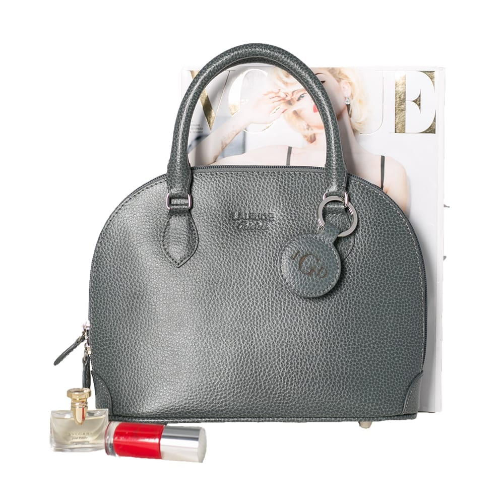 Handbag 'New York' small grey